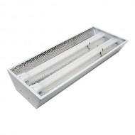 Kit tubos Fluorescentes 2x55W Solux Twin para Madres y Esquejes