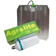 Kit de Iluminación CFL MAXii 200W Agrolite para crecimiento