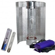 Kit 1000W Lumatek +Regulador para Floración con Reflector Cooltube