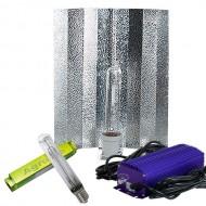 Kit 1000W Lumatek +Regulador para Crecim. y Flor. con Reflector Abierto