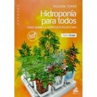 Libro (español) Hidroponía para todos