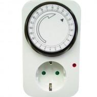 Temporizador Analógico Cornwall Electronic(Clavija Francesa)