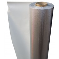 PLASTICO REFLECTANTE VDL DIAMOND/BLANCO 100 X 1,22 M