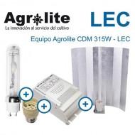 Equipo Agrolite 315W Mágnetico 3000K stuko