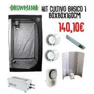 Kit Cultivo Agro LED L60