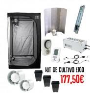 Kit Cultivo Agro Hidropónico 100