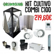 Kit Cultivo Agro Básico 1 - 120x120x200 cm