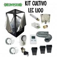 Kit Cultivo Agro LEC 100