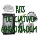 KITS DE CULTIVO 60X60X140CM
