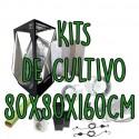 KITS DE CULTIVO 80X80X160CM