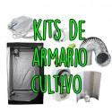 Kit de Armarios Cultivo