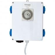 Temporizador 4 x 600 W + calor 2000 W CLI-MATE
