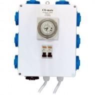 Temporizador 8 x 600 W + calor 2000 W CLI-MATE