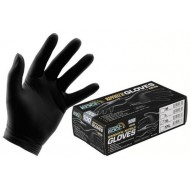 GUANTES NITRILO LISOS M (100 U) GROWER´S EDGE