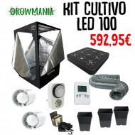 Kit Cultivo LED 100