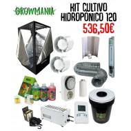 Kit Cultivo Hidropónico 120