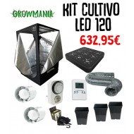Kit Cultivo Led 120
