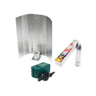 KIT VDL 600 W SUNMASTER DUAL LAMP SECCION PLANA STUCO