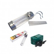 KIT VDL 600 W SUNMASTER DUAL-LAMP COOLTUBE 150/490