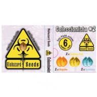 COLECCIONISTA 2 (6) 100% BIOHAZARDSEEDS
