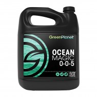 OCEAN MAGIC GREEN PLANET